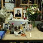 ウエダリクオさんの奥様の追悼